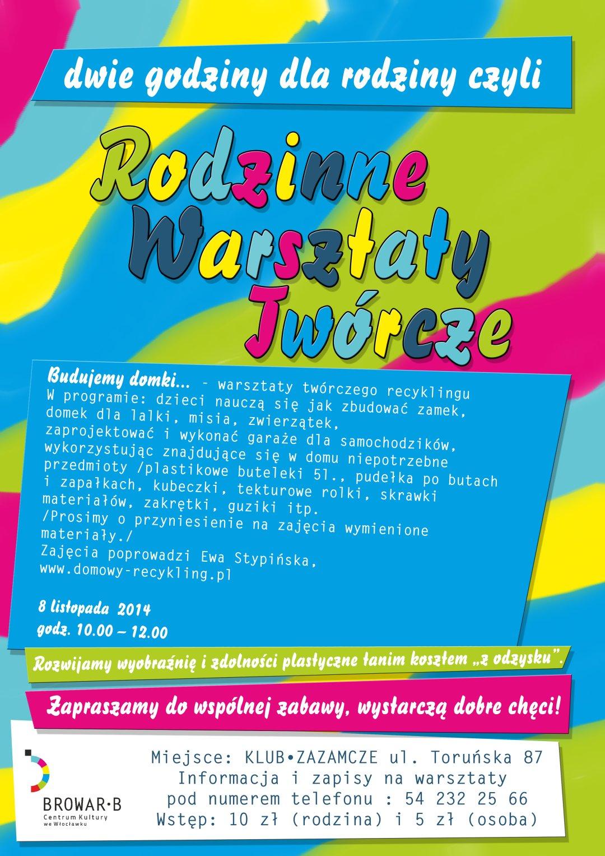 Rodzinne Warsztaty-Plakat4