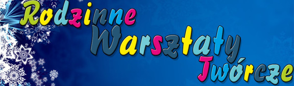 Rodzinne Warsztaty-baner