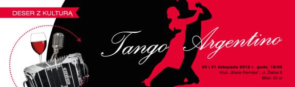 baner Tango Argentino