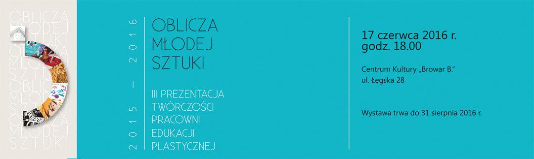 zaproszenie OBLICZA NOWEJ SZTUKI_2016_02