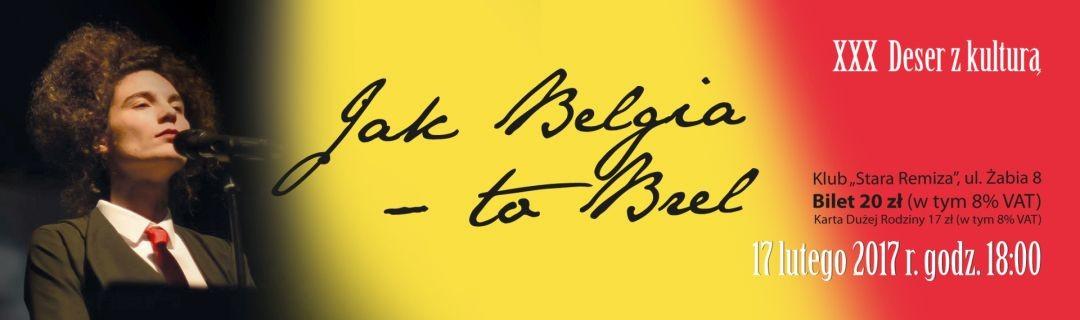 baner Belgia