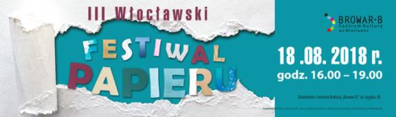 slajder festiwal papieru