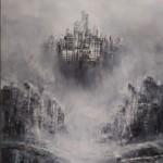 """Andrzej Fronczak, """"Dolina"""", akryl na płótnie, 70x50 cm"""