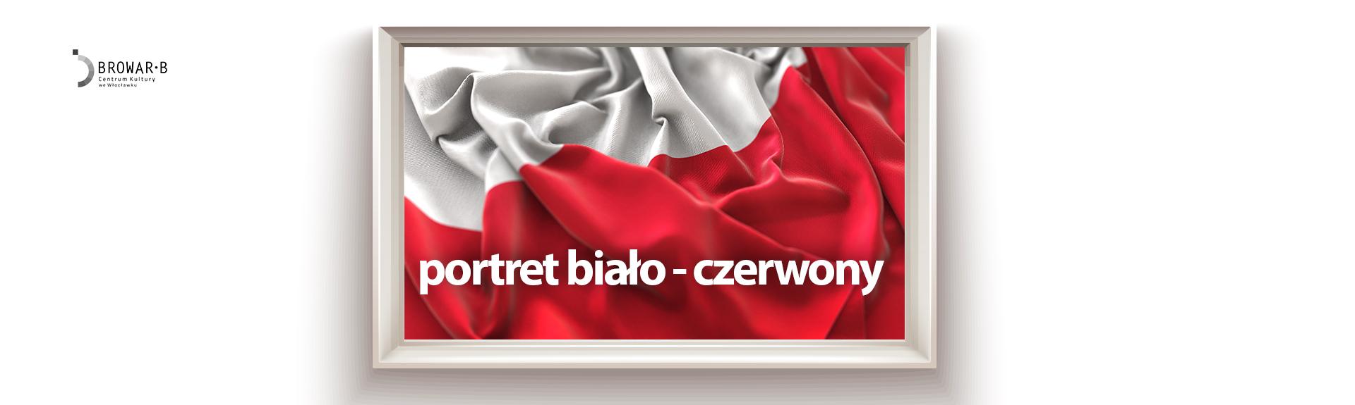 portre bialo-czerwony www