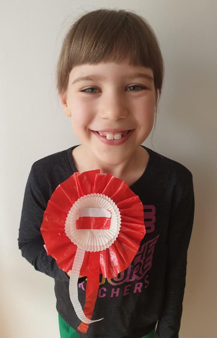 Anastazja Hoppe 8 lat
