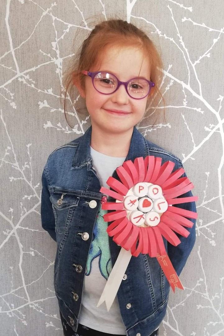Lidia Biernacka 7 lat