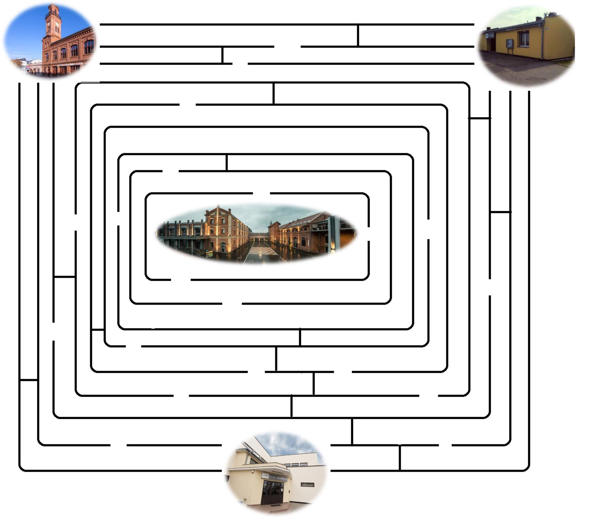Labirynt wszystkie drogi prowadza do kultury (2)