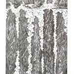Kopalniane kalafiory, 18,5x30cm, linoryt, 2019 r.