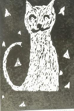Julia Oleksiak (12lat), Grafika malarstwo i rysunek