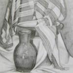 Elżbieta Pyra (20+), Grafika malarstwo i rysunek