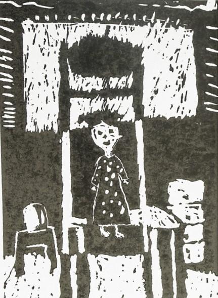 Marysia Kuczkowska (9 lat), Grafika malarstwo i rysunek