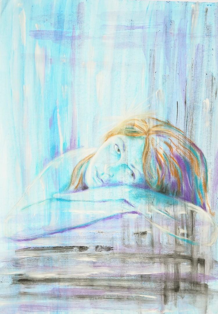Ewa Blekicka (20+), Malarstwo i rysunek