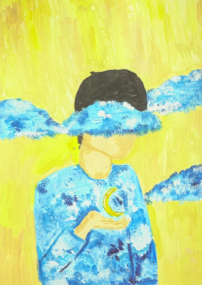 Weronika Kopaczyk  (16 lat), Malarstwo i rysunek