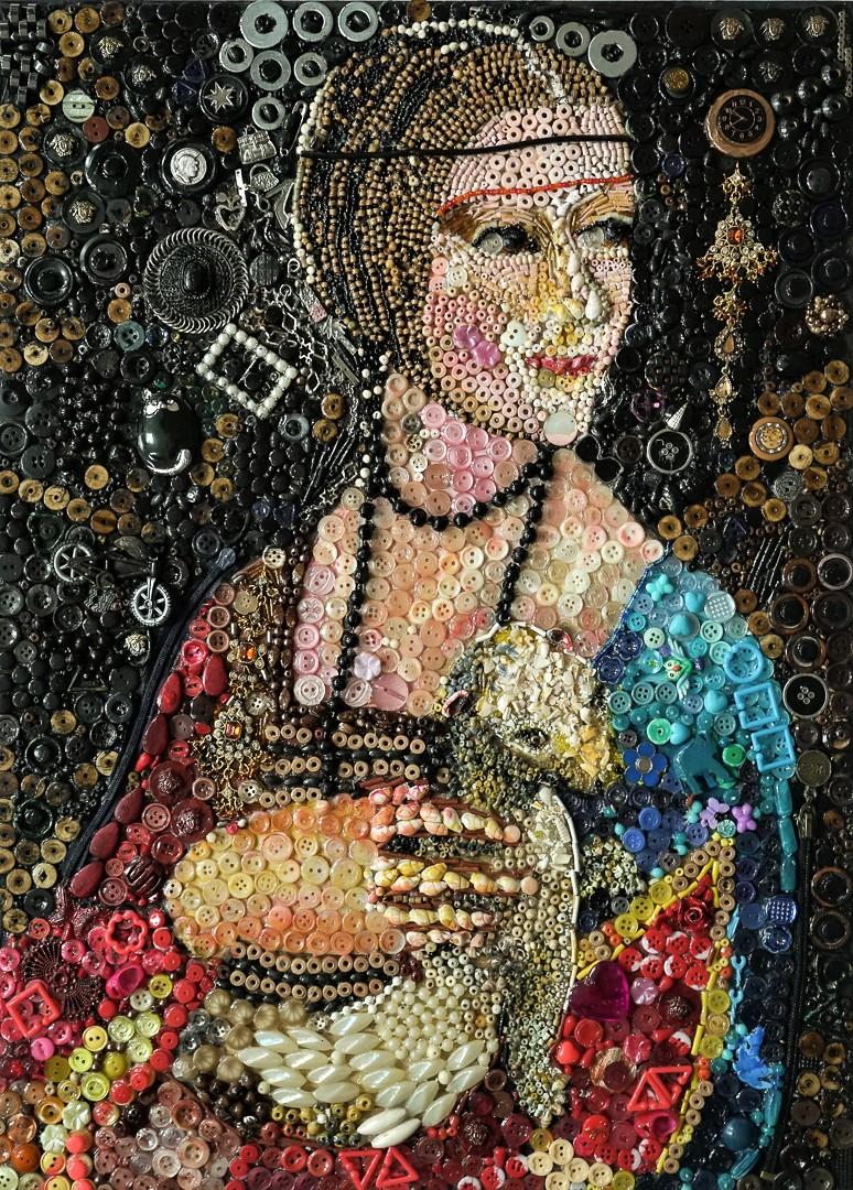 Janina Gralak (20+), Malarstwo i rysunek