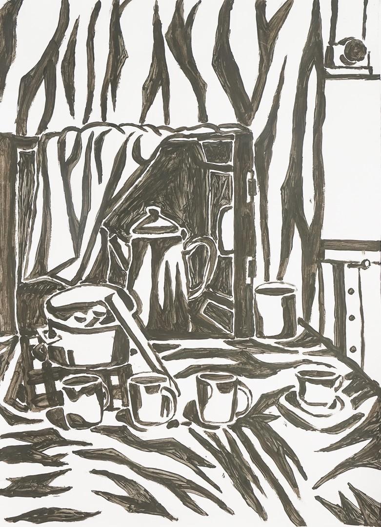 Natalia Żegocka (14 lat), Malarstwo i rysunek