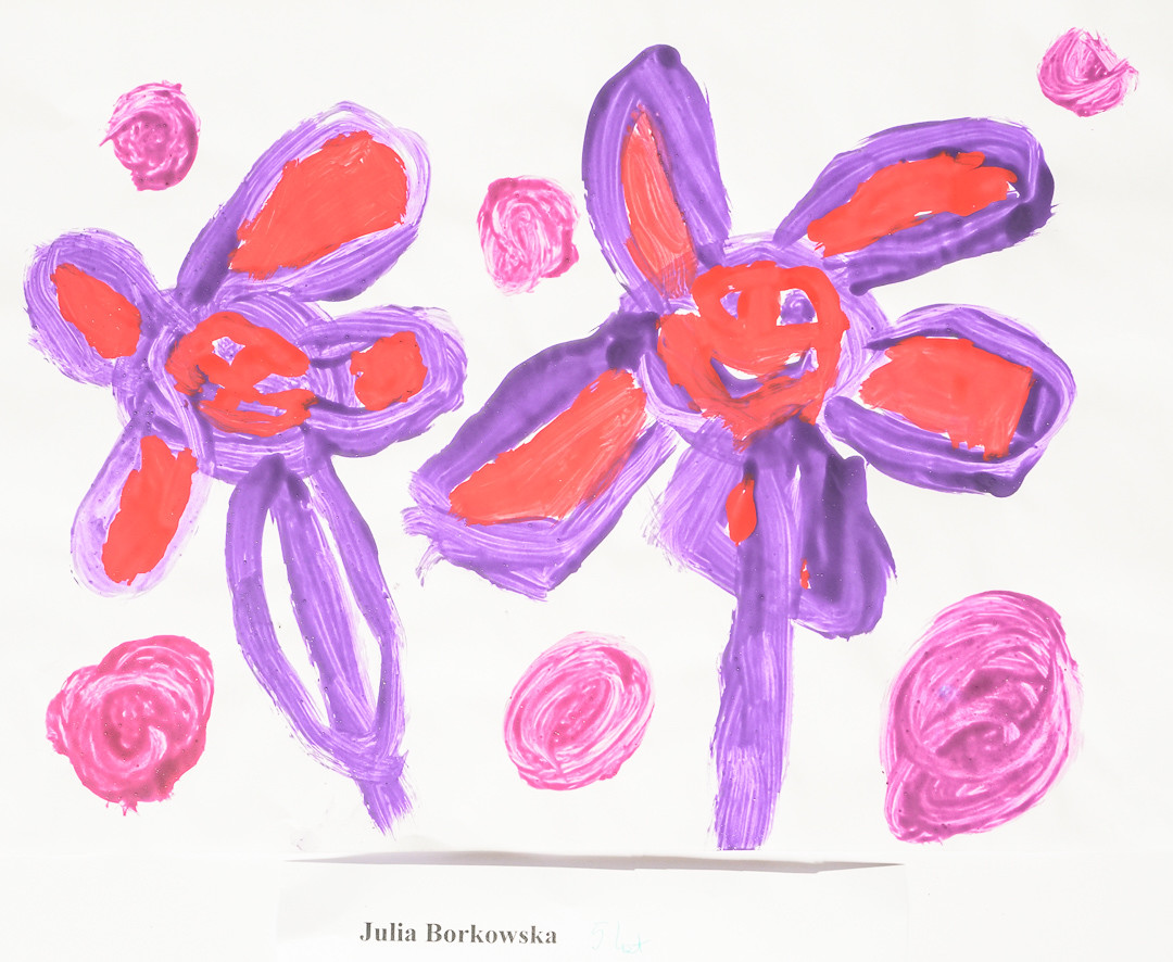 Julia Borkowska  (5 lat), Techniki Eksperymentalne