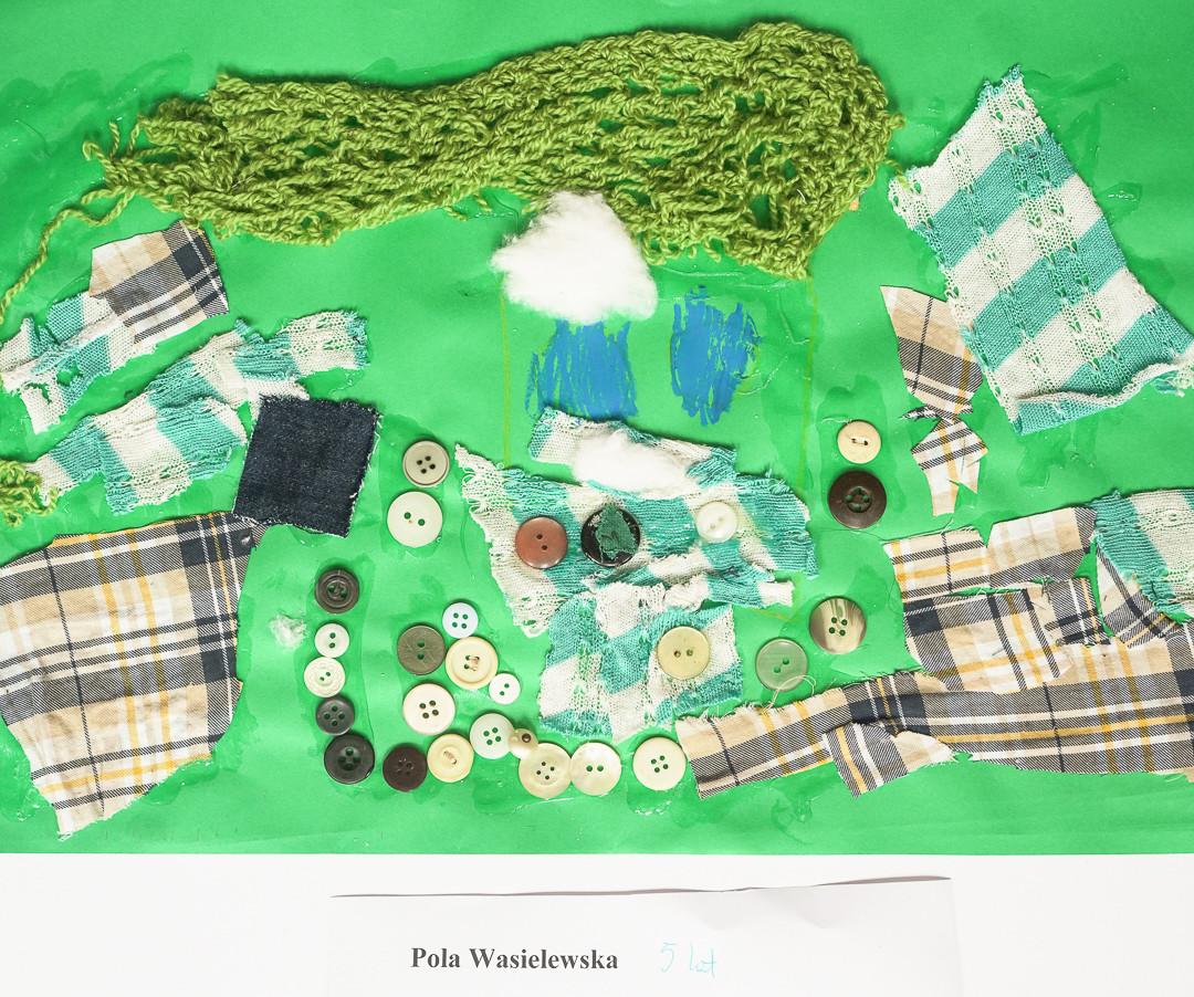 Pola Wasielewska (5 lat), Techniki Eksperymentalne