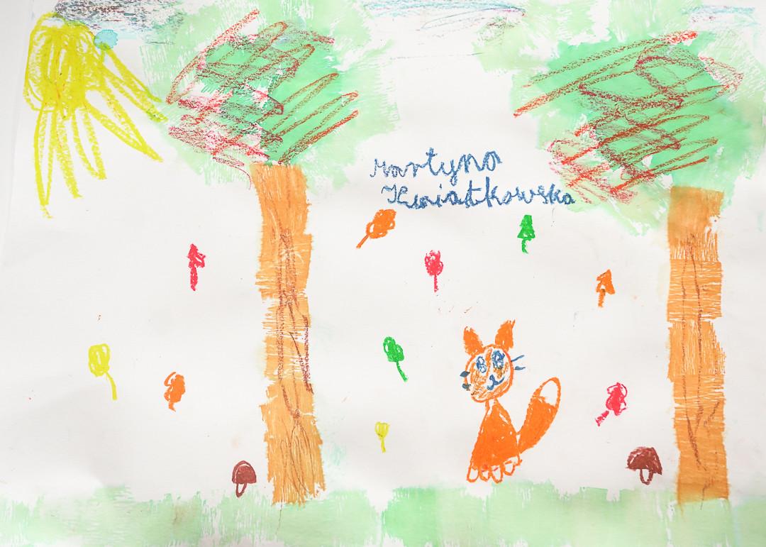 Martyna Kwiatkowska (9 lat), Techniki Eksperymentalne