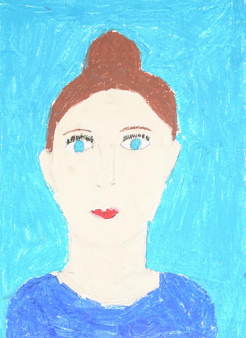 Magdalena Gabryszewska (11 lat), Grafika malarstwo i rysunek