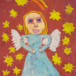 Amelka Kowalewska, 7 lat