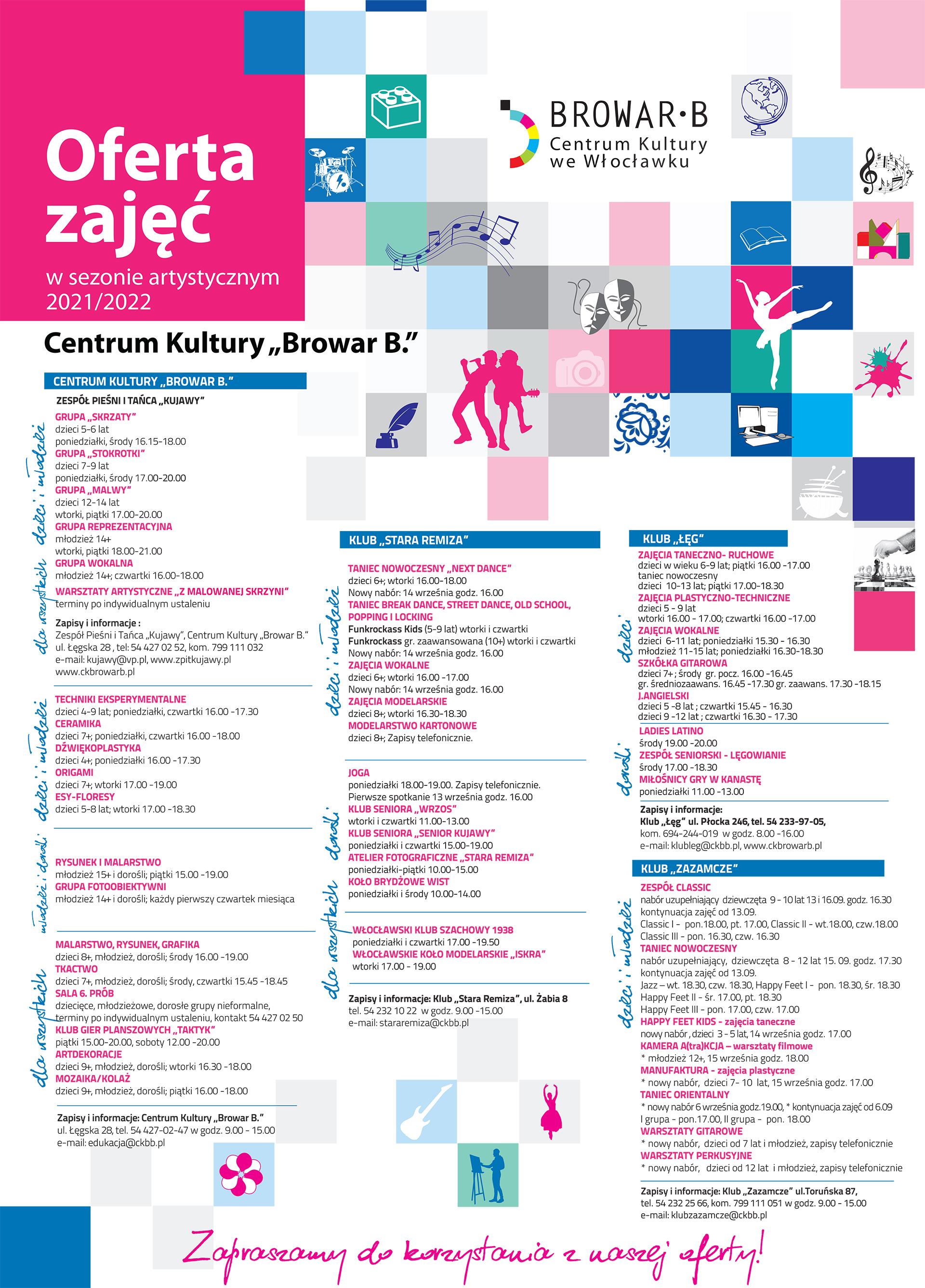 Plakat oferta 21 a
